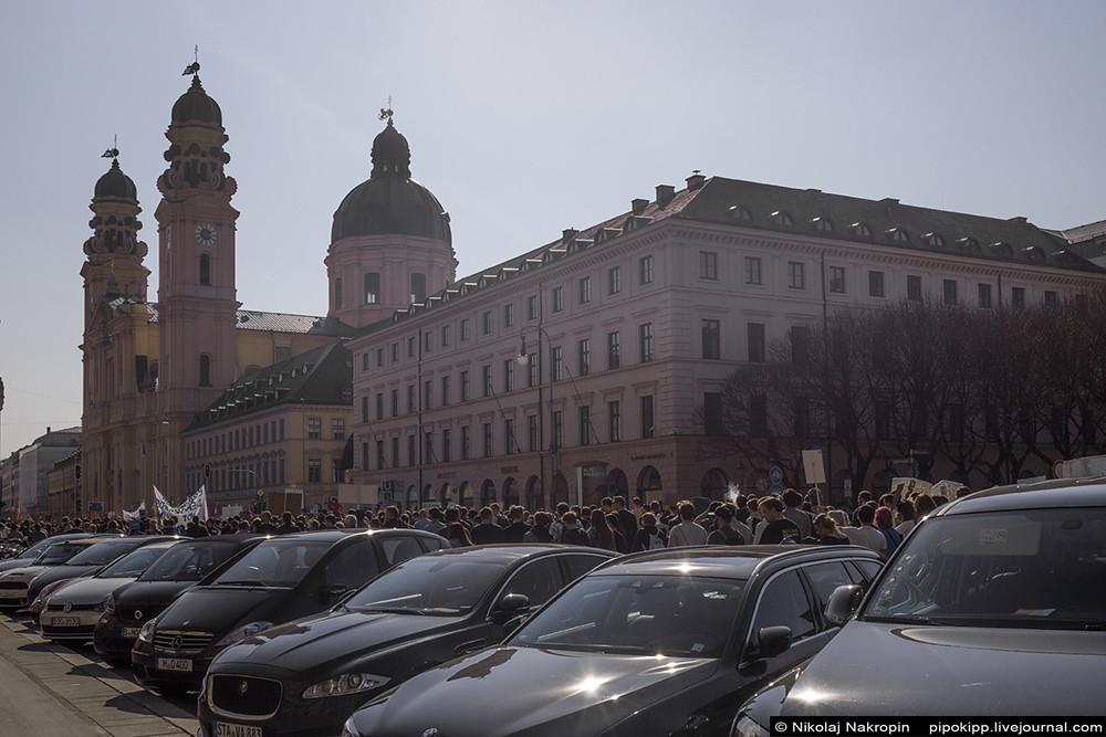 Революция по-мюнхенски
