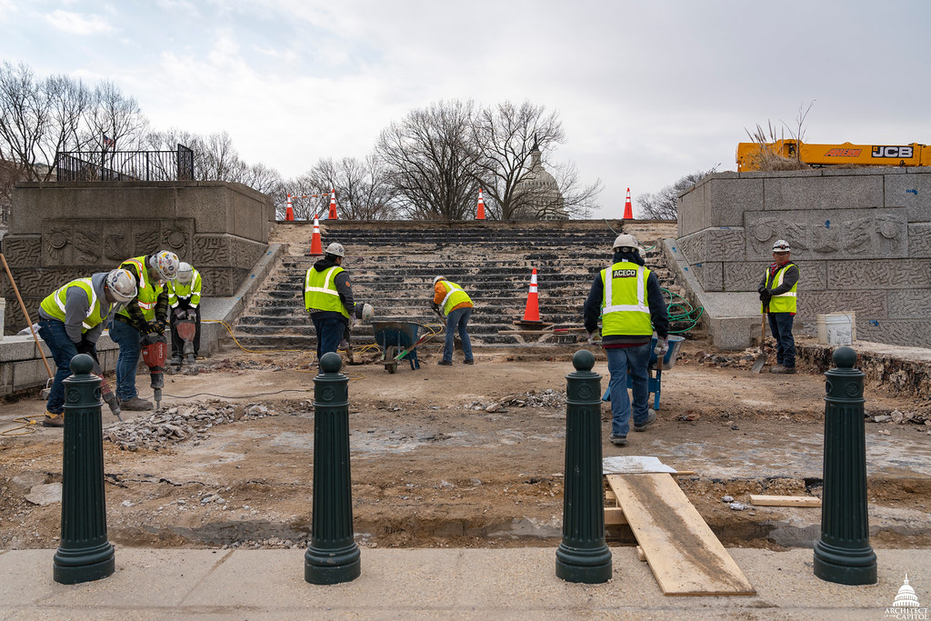 March 2019 - Senate Park Restoration