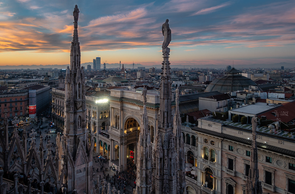 2019 Milano Evening