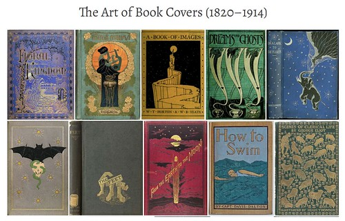 The Art of Book covers