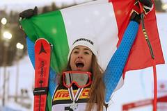 Mistrovství světa lyžařů v Aare 2019: rekordy i comebacky