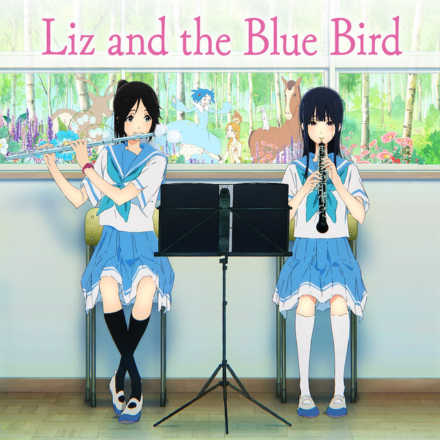 Liz and the Blue Bird (aka Rizu to aoi tori)