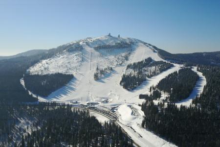 Tipy SNOW tour: Velký Javor – alpská atmosféra jen 10 minut za hranicemi