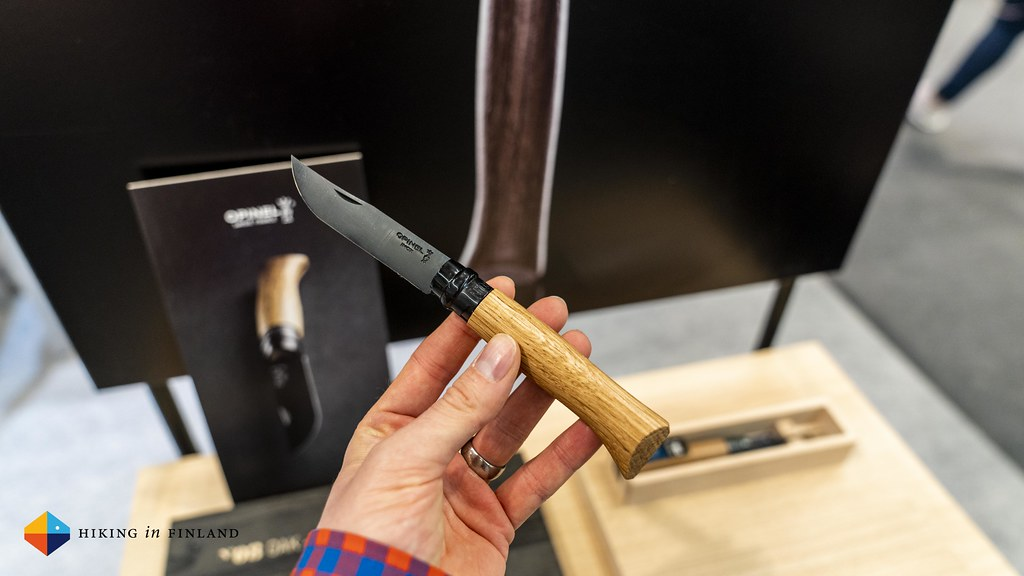 All Black Opinel | IWA 2019 Impressions