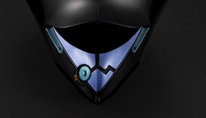 Full Scale Works《Code Geass 復活的魯路修》ZERO的面具(ゼロの仮面) 1/1比例道具複製品 情報公開!