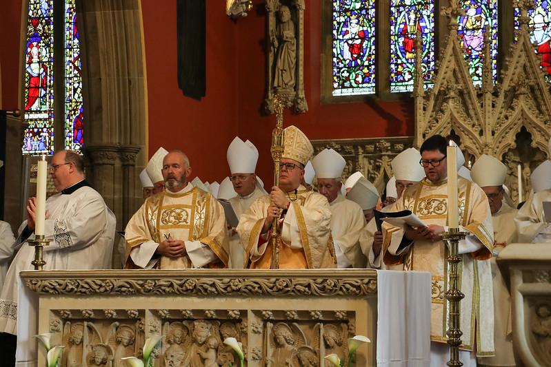 Episcopal Installation of Bishop Robert Byrne