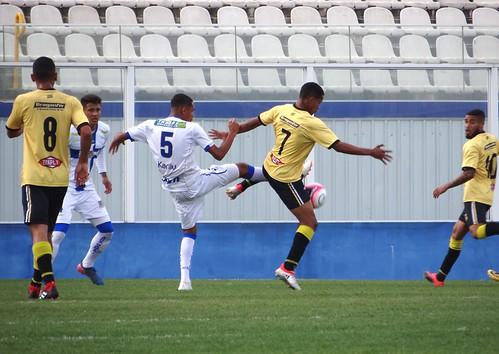 Matheus Jussa vs Água Santa | Copa Paulista 2018