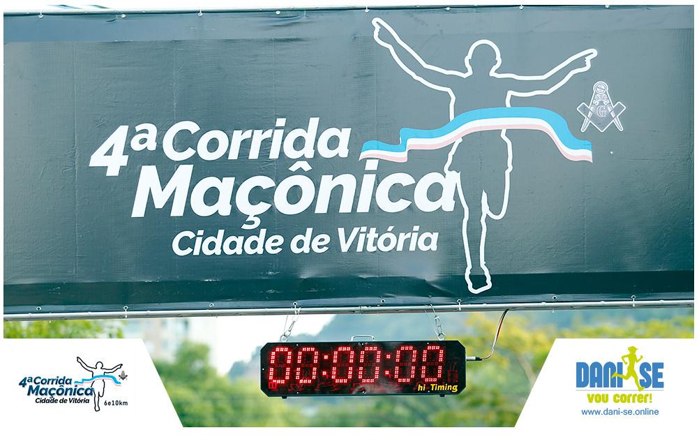 Corrida Maçônica Cidade de Vitória 2019