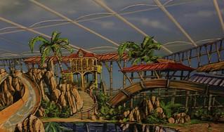 Cariba Creek - Concept Art - October 2001