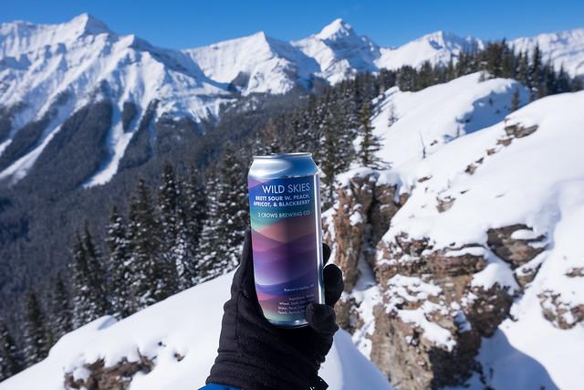 Snowshoeing - Gypsum Ridge - Feb 2019-19