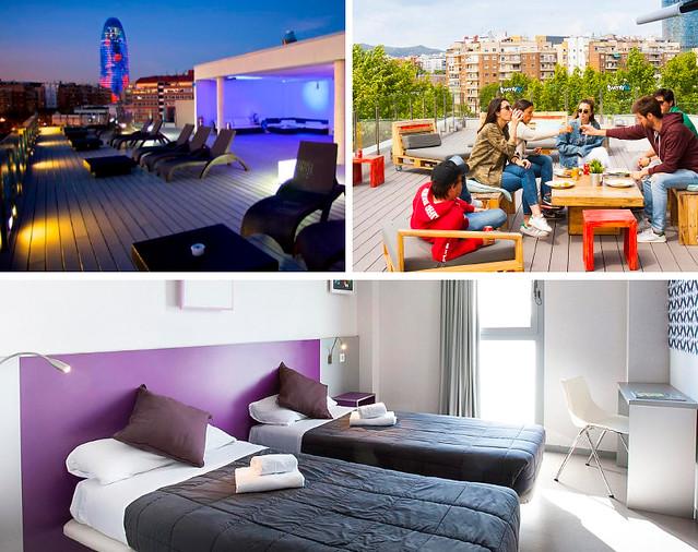 TWENTYTÚ Hostel de Barcelona