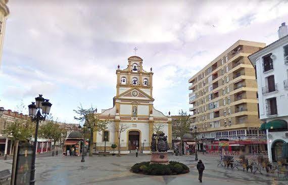 plaza de la iglesia la linea