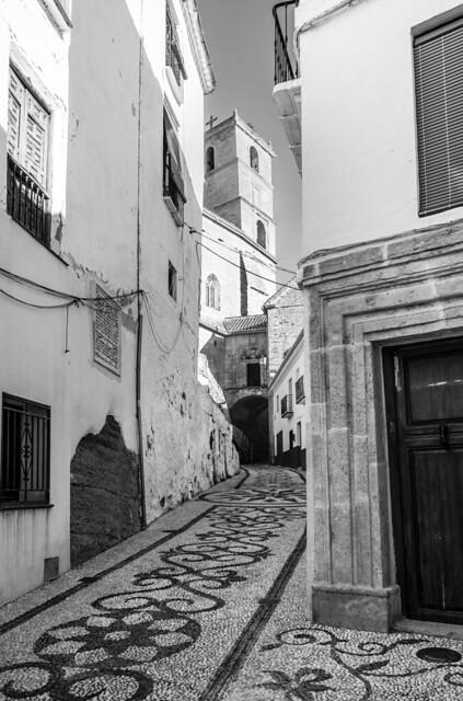 Spain - Granada - Alhama - Baja Iglesia Street