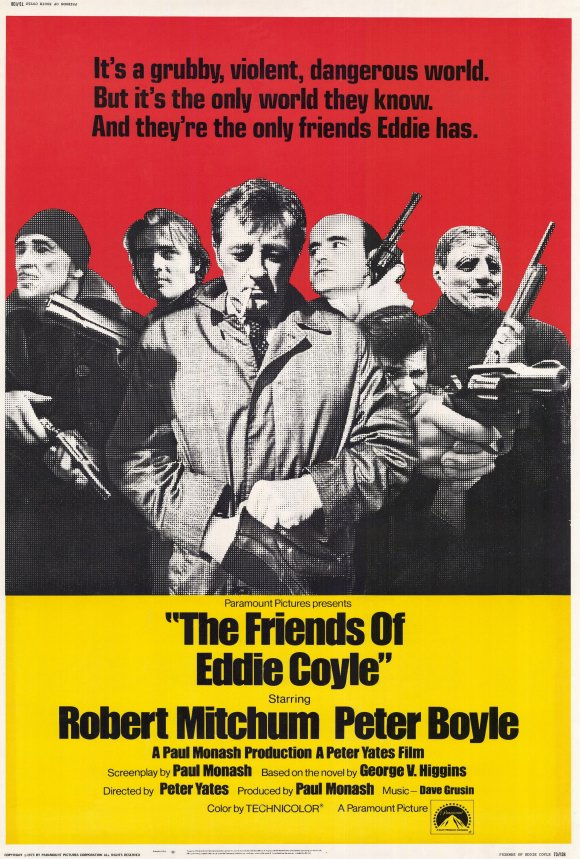 The Friends of Eddie Coyle - Poster 1