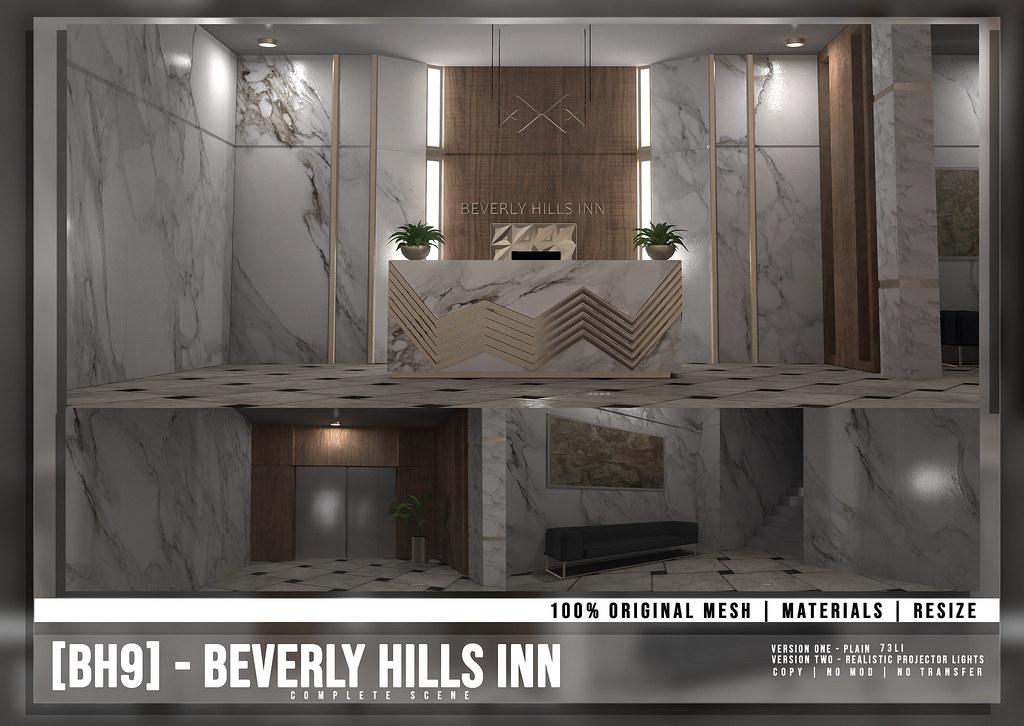 BH9 – Beverly Hills Inn
