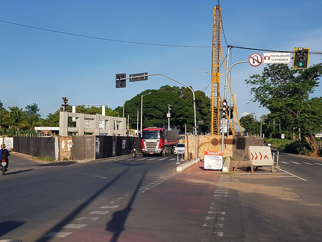 Desapropriação interdita Avenida Padre Cícero entre Juazeiro do Norte e Crato