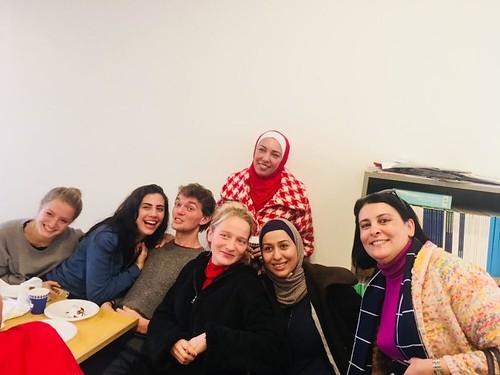 Stage annuel 2018-2019 Amman / Annual Arabic course 2018-2019 Amman