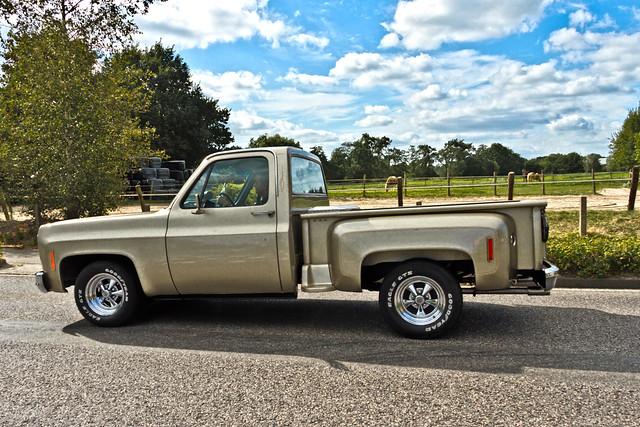 Chevrolet C10 Pick-Up Truck 1975 (9439)