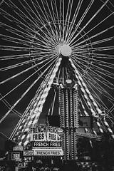 Ferris Wheel and Fries