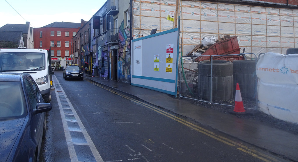 CONNECTING LOWER LIFFEY STREET TO SWIFTS ROW 010