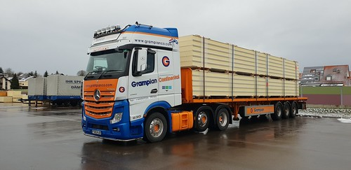 Nice Tidy load for the South of Holland .