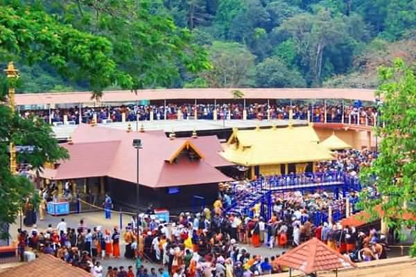Sabarimala South India