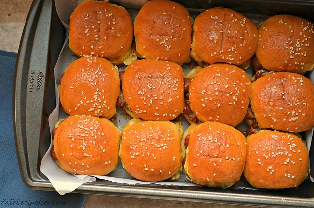 Hot Dog Sliders 1