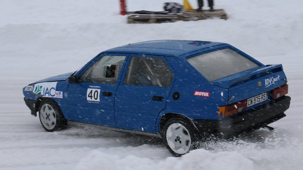 Sprint hivernal , Serre-Chevalier fév. 2019 40015230963_809d55a20f_b