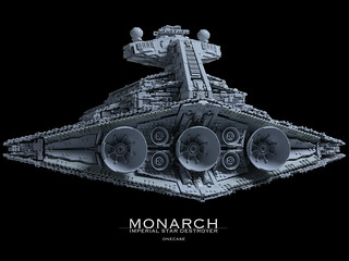 ISD Monarch | by 0necase