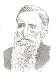 William Harvey Strobridge sketch