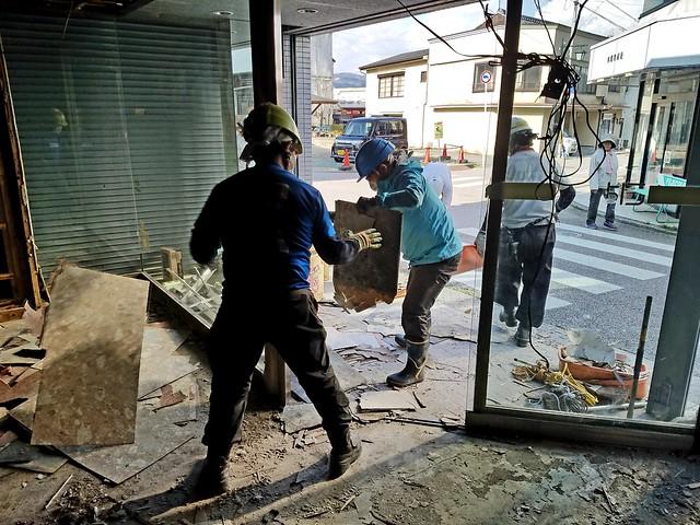 西日本豪雨 愛媛県西予市で災害ボランティア(援人 2019 0322便) Disaster Volunteer at Ehime pref. 2018 Japan floods
