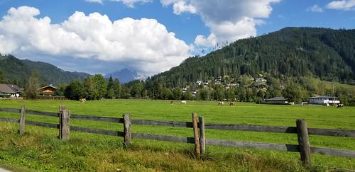 Austria 2018 09 Eben im Pongau Griesbauer Lake IMG_165102