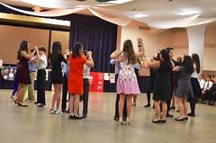 Eighth-Grade Dancers