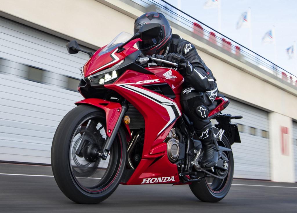Honda CBR 500 R 2019 - 2