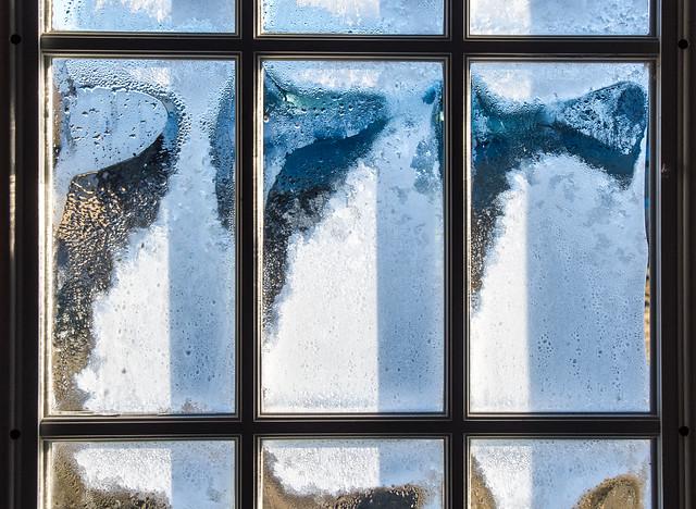 Frosty Window, Nikon D750, AF Zoom-Nikkor 28-200mm f/3.5-5.6G IF-ED