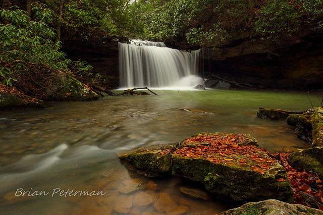27' Falls, Canon EOS REBEL T3I, Canon EF-S 10-18mm f/4.5-5.6 IS STM