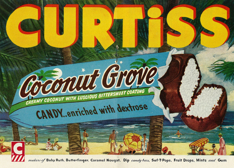 Curtiss Coconut Grove 1953