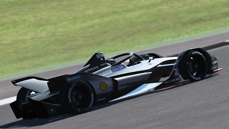 rFactor 2 - 2019 Formula E