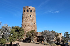 Desert View Watchtower (Grand Canyon National Park, Arizona)