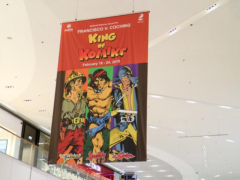 SM Aura Francisco Coching Komiks (9 of 12)