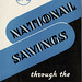 GPO - National Savings through the Post Office; leaflet nd (c1945) by mikeyashworth