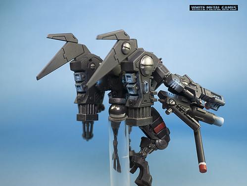 Magnet Baron T'au Commander