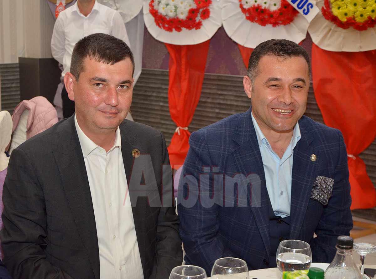 Mustafa Türkdoğan, Adem Murat Yücel.