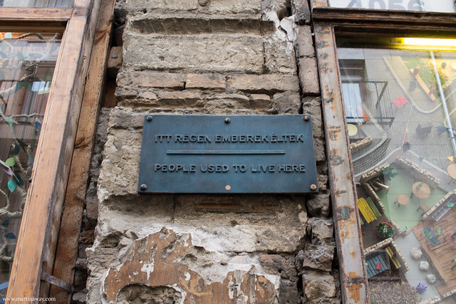 Szimpla Kert, quartiere ebraico di Budapest