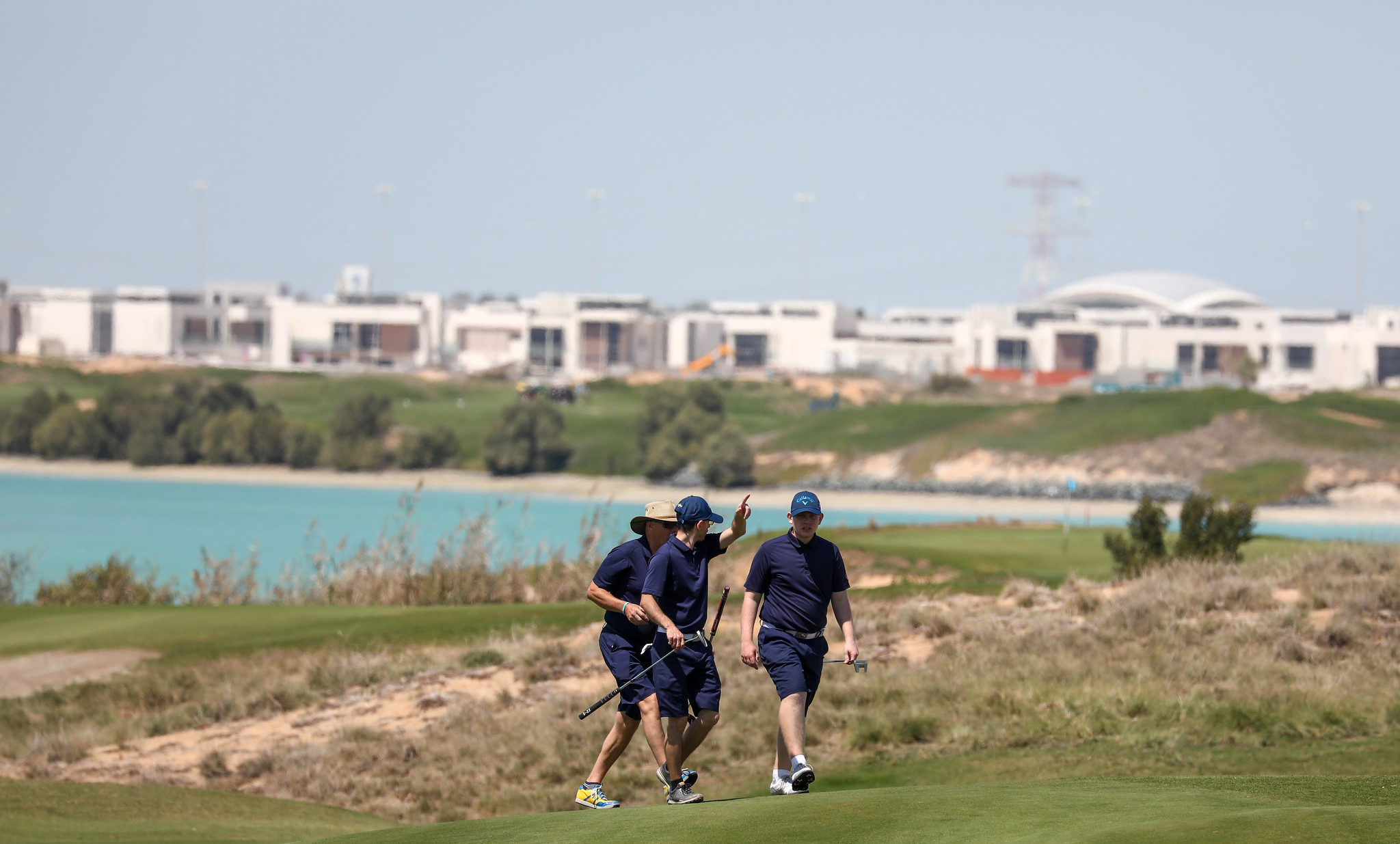 Golf, Special Olympics World Summer Games 2019, Abu Dhabi
