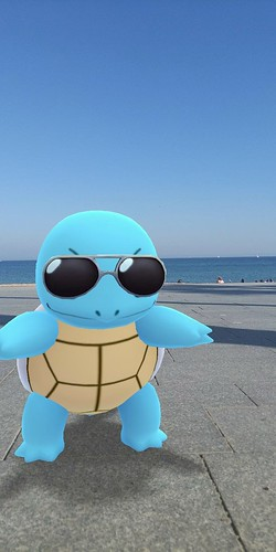 007 - Squirtle [Sunglasses]