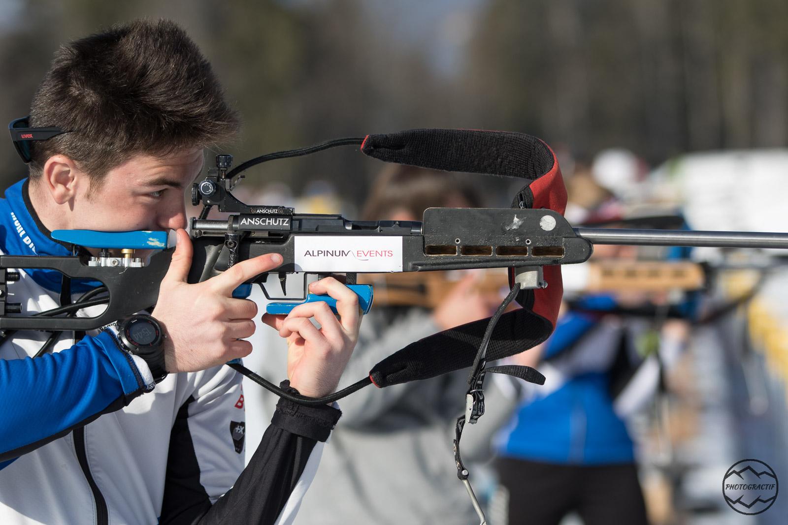 Biathlon Alpinum Les Contamines 2019 (114)