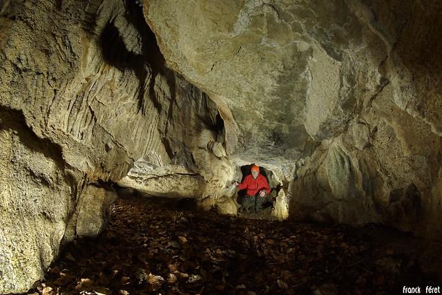 Grotte sur la Côte - Reugney