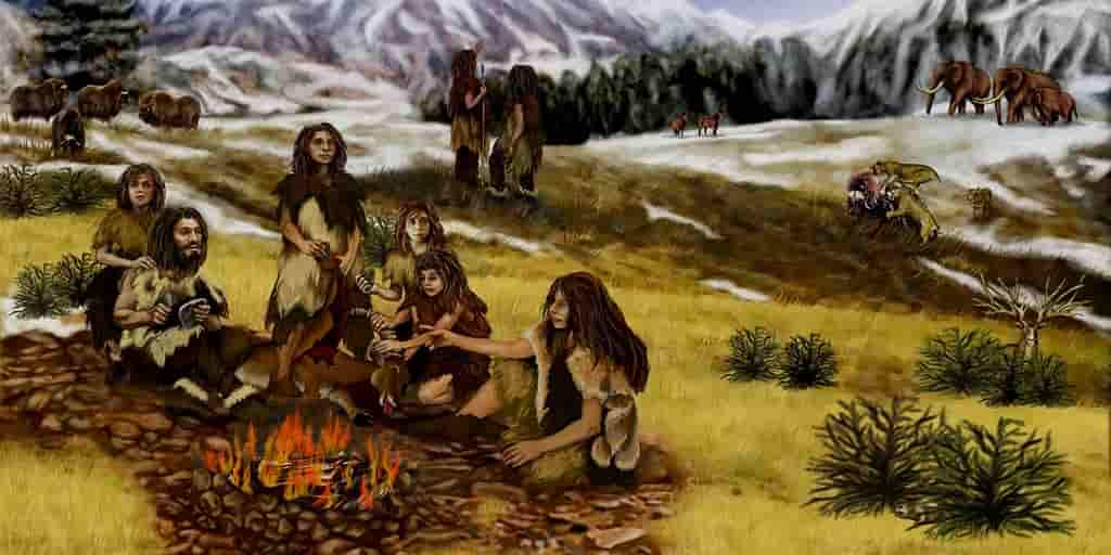 changement-climatique-Néandertaliens-cannibalisme