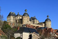 24 Hautefort - Château XVI XVIII - Photo of Cherveix-Cubas